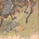 DETALLES 06 | Frontera Italo-Etíope - Conflictos entre Abisinios y Somalíes - Razzia - Benadir - 1908