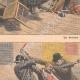 DETTAGLI 02 | Un uomo uccide la sua famiglia e si suicida a La Mure - Francia - 1908
