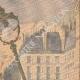 DETAILS 04 | Flood in Rue des Tuileries, 1st arrondissement of Paris - 1908