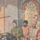 DETTAGLI 03 | Ira di Shah Mohammad Ali dopo l'attentato di Teheran - Iran - 1908