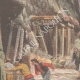 DETAILS 02 | Goppenstein buried by an avalanche - Canton of Valais - Switzerland - 1908