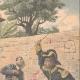 DETAILS 03 | Haitian Revolution - Execution of the insurgents in Port-au-Prince - Haiti - 1908