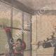 DETTAGLI 01 | Un boa attacca una guardia allo zoo di New York - Stati Uniti d'America - 1908