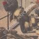 DETTAGLI 02 | Un boa attacca una guardia allo zoo di New York - Stati Uniti d'America - 1908