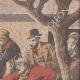 DETTAGLI 03 | Un boa attacca una guardia allo zoo di New York - Stati Uniti d'America - 1908