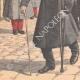 DETTAGLI 05 | Hôtel des Invalides - Gli ultimi disabili - VII Arrondissement di Parigi - 1908