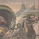 DETTAGLI 03   Un orticoltore attaccato dai ladri a Parigi - 1908