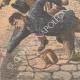 DETTAGLI 05   Un orticoltore attaccato dai ladri a Parigi - 1908