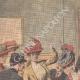 DETTAGLI 01 | Femminismo - Suffragette - Attacco delle urne elettorale - Parigi - 1908