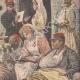DÉTAILS 04   Conquête du Maroc - Les infirmières françaises soignent les blessés - 1908