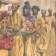 DETTAGLI 04 | Firewalking - Tradizione religiose - Brahmano - Madras - India - 1908