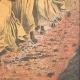 DETTAGLI 06 | Firewalking - Tradizione religiose - Brahmano - Madras - India - 1908