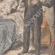 DETTAGLI 04 | La misteriosa affare di Steinheil - Interrogatorio di Marguerite Steinheil - Parigi - 1908