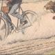 DETTAGLI 04 | Due ciclisti inseguiti da un orso in Corrèze - Francia - 1908