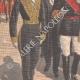 DETAILS 02 | King Alfonso XIII in Zaragoza - Puerta del Carmen - Spain - 1908