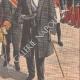 DETAILS 04 | King Alfonso XIII in Zaragoza - Puerta del Carmen - Spain - 1908