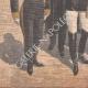 DETAILS 05 | King Alfonso XIII in Zaragoza - Puerta del Carmen - Spain - 1908