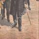 DETAILS 06 | King Alfonso XIII in Zaragoza - Puerta del Carmen - Spain - 1908