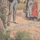 DETTAGLI 03 | Mietitori belgi in Francia - 1908