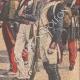 DETTAGLI 04 | Scuola Militare di Saint-Cyr - Napoleone I - Uniforme militare - 1908