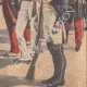 DETTAGLI 06 | Scuola Militare di Saint-Cyr - Napoleone I - Uniforme militare - 1908