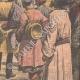 DETTAGLI 06 | Tre esecuzioni in Persia - Supplizio - Impiccagione - 1908