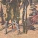 DETTAGLI 05 | Eventi in Indocina - Confine sino-tonkinese - Lao Kay - 1908