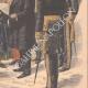 DÉTAILS 04 | Les Bazennes offrent des fleurs à A. Fallières - Dunkerque - 1908