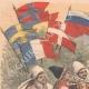 DÉTAILS 01 | Femmes française, danoise, suédoise, norvégienne et russe - Costumes régionaux - 1908