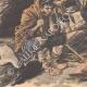 DÉTAILS 05 | Les naufragés des îles Antipode sauvés par un navire de guerre anglais - Nouvelle Zélande - 1908