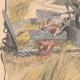 DETTAGLI 02 | Un bambino ferito da un motofalce durante il raccolto - Ham-Haute - 1908