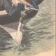 DETTAGLI 06 | I prigionieri di Belle-Ile uccidono il loro guardiano in mare - 1908