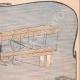 DETTAGLI 03 | Aeroplano - Wilbur Wright - Volo - Champagné - 1908