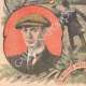 DETTAGLI 05 | Aeroplano - Wilbur Wright - Volo - Champagné - 1908