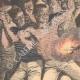DETALLES 02 | Prisión de Cherbourg - Suplicios entre prisioneros - Francia - 1908