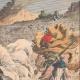 DETTAGLI 03 | Conquista francese del Marocco - Fuga di Moulay Abdelaziz - Marocco - 1908