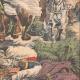 DETTAGLI 04 | Conquista francese del Marocco - Fuga di Moulay Abdelaziz - Marocco - 1908