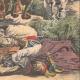 DETTAGLI 06 | Conquista francese del Marocco - Fuga di Moulay Abdelaziz - Marocco - 1908