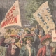DETAILS 01 | Feminism - Suffragettes in London - England - 1908