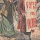 DETAILS 04 | Feminism - Suffragettes in London - England - 1908