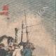 DETAILS 03 | Naval military exercise - Submarine against battleship - 1908
