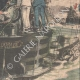 DETAILS 04 | Naval military exercise - Submarine against battleship - 1908