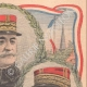 DETTAGLI 03 | Esercitazioni militari 1908 - Ritratti - Generali de Lacroix, Tremeau, Millet - Francia