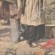 DÉTAILS 05 | Féminisme - La première colleuse d'affiches - Paris - 1908