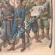 DETTAGLI 06 | Costumi Bosgnacchi - Bosnia ed Erzegovina - Uniforme militare bulgara - 1908