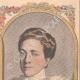DETAILS 03   Portraits of Gustaf V of Sweden (1858-1950) and Victoria de Bade (1862-1930)