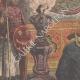 DETTAGLI 02   Morte dell'Imperatrice Cixi e dell'Imperatore Guangxu - Dinastia Qing - Città Proibita - Pechino - 1908