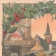 DETAILS 01 | The poultry market before Christmas in Normandy - France - 1908