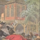 DETAILS 03   Haitian Revolution - President Pierre Nord Alexis on a french ship - 1908