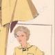 DETAILS 05   Fashion Plate - Spring 1935 - Crêpe de laine uni et fantaisie